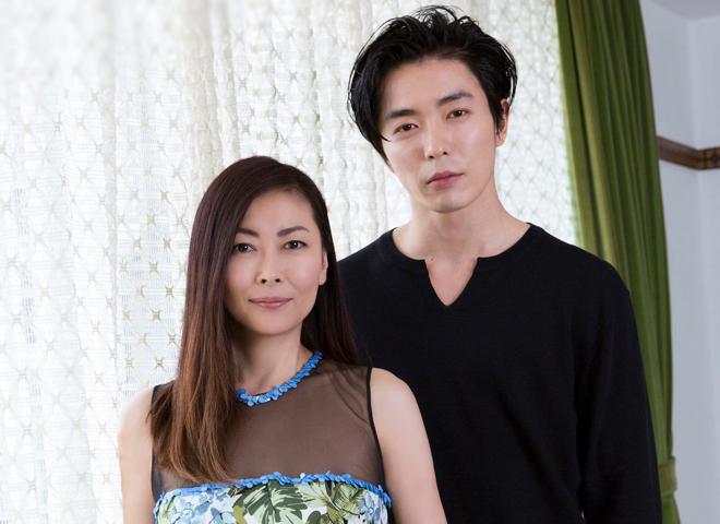 中山美穂×キム・ジェウク(1)「中山美穂さんとの共演は、ハイタッチしたいぐらい嬉しかったです」