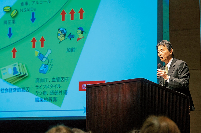 認知症予防セミナーや落語も! 毎日が発見×朝日新聞 Reライフプロジェクト「冬の文化祭」へ行ってきました