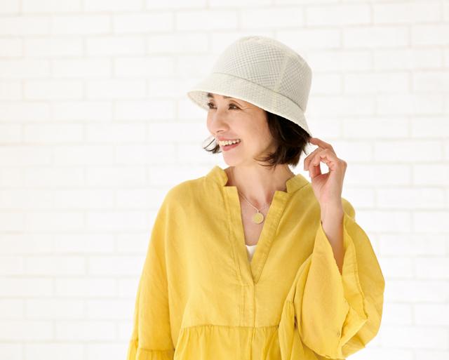 スタイリストが教える! 自宅でもかぶれて便利機能もついたおしゃれな「帽子選び」