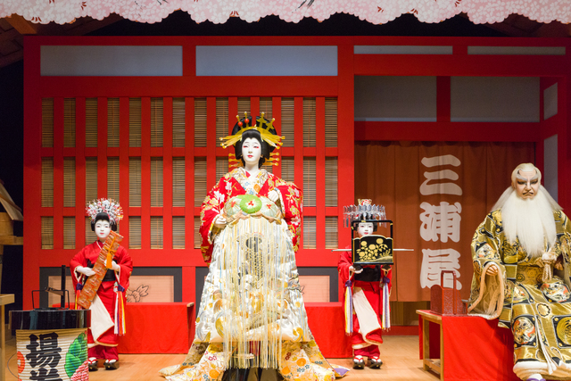 1分間英語でTokyo案内「全盛期の歌舞伎はポップカルチャーでした」