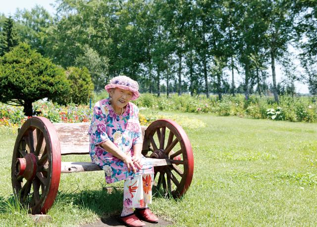 私、90歳。まだ、夢の途中/紫竹おばあちゃんの花と毎日