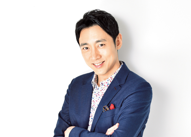 小泉孝太郎さん「子どもの頃からスクリーンの中の役者に興味がありました」