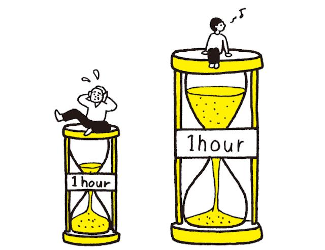 最近、1日がアッという間に過ぎる...年を取ると時間が短く感じる科学的な理由