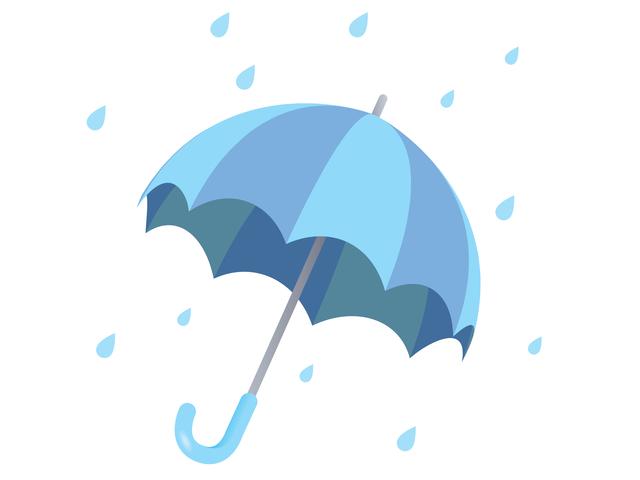 雨粒はイメージどおりの「しずく型」ではない!?/地球の雑学