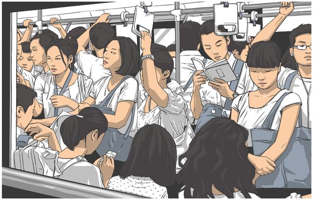 1分間英語でtokyo案内「東京には1300万人もの人が住んでいます」