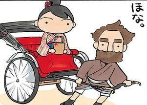 『ダーリンは外国人』著者の和文化探訪記! 着物選びも着付けもお任せ、素敵な着物で京めぐり「着物で人力車」 めづめづ和文化研究所 京都(7)【連載】
