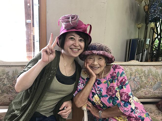 好きなことに一生懸命! 超パワフルな90歳のおばあちゃん/編集長タカトリの今日も発見!