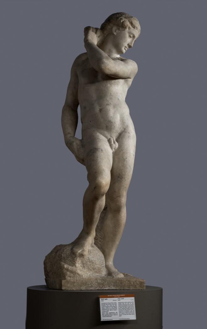 ミケランジェロの傑作《若き洗礼者ヨハネ》《ダヴィデ=アポロ》が初来日!「ミケランジェロと理想の身体」開催