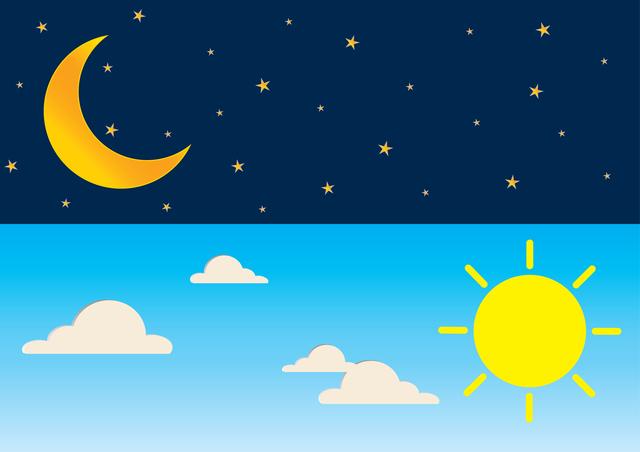地球から見た太陽と月はなぜほぼ同じ大きさなのか/地球の雑学