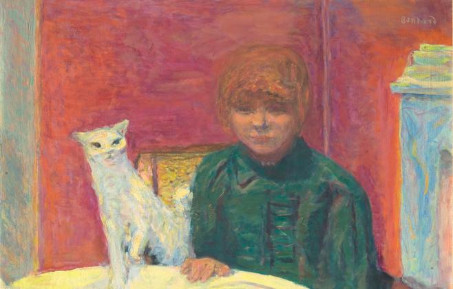愛らしい動物たちに注目! オルセー美術館所蔵のピエール・ボナールコレクションが一挙来日