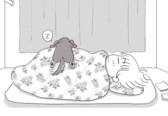 これも更年期?疲れているのに眠れない。こんな時は.../今夜もホットフラッシュ(5)【連載】