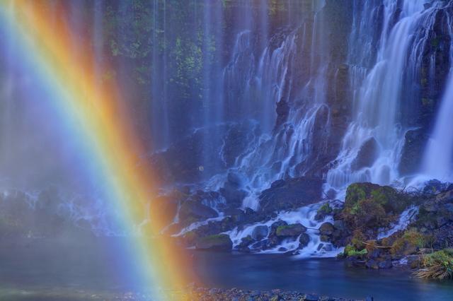 5色?それとも7色? 雨粒の「プリズム」が生み出す虹の色合い/身近な科学