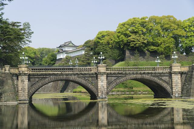 1分間英語でTokyo案内「日本の皇室の起源は紀元前660 年にさかのぼります」