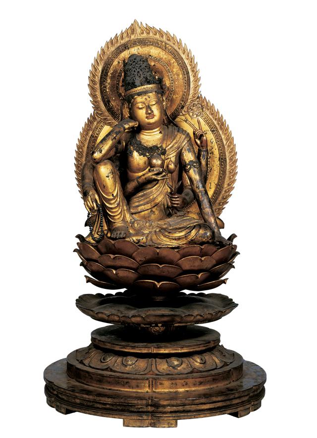 密教美術の宇宙を体感!中国で大成功を収めた京都・醍醐寺の寺宝の数々が日本でもお披露目。