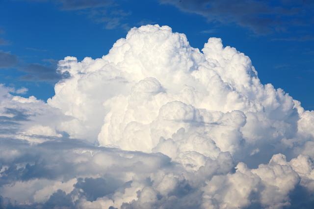 「晴れ」と「曇り」の境界線を知っている?/地球の雑学