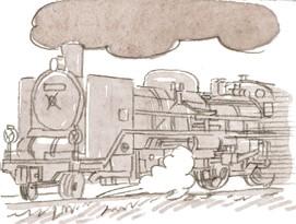 「汽車の思い出」~ねことじいちゃん ほっこり癒される猫との暮らし(52)【連載】