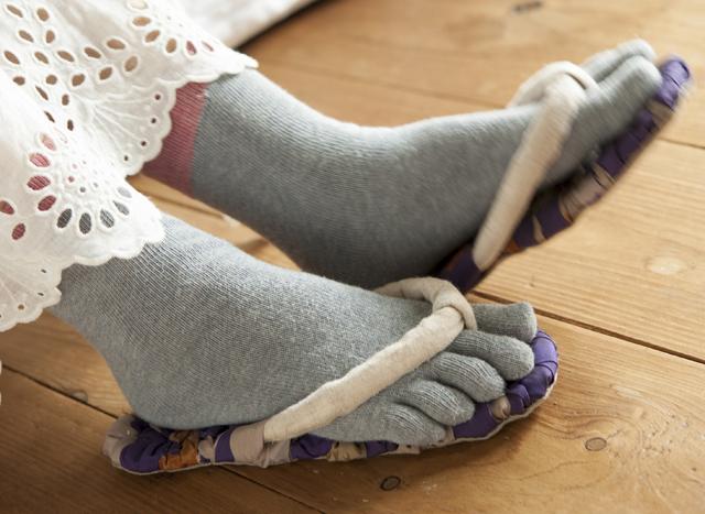 「布ぞうり」ブーム再来!? 青柳啓子さんが作る、毎日履きたい「布ぞうり」