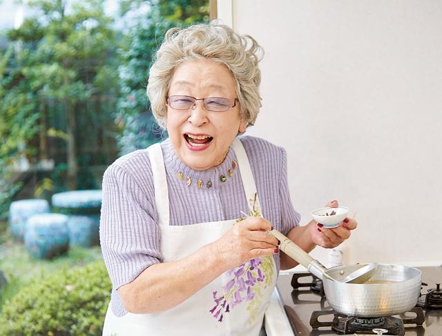 料理家・鈴木登紀子さん94歳「いまは仕事が元気の源。まだまだやりたいことがいっぱいよ!」