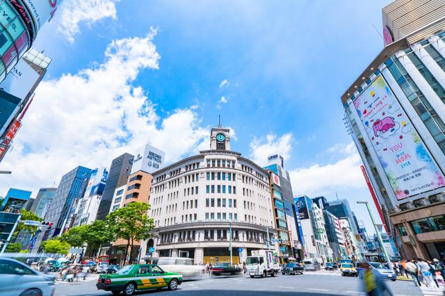 1分間英語でtokyo案内「東京のほとんどの通りには名前がありません」
