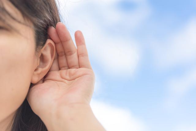 恋人の声だけ聞こえるのはなぜ? 人は耳だけでなく「脳」で聴いている/身近な科学