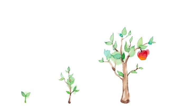 気がつけば木が成長するように成熟している。それが人生だ/岸見一郎「老後に備えない生き方」
