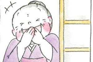 「竿燈祭」を見に行った翌朝...おばあちゃんを「大笑い」させたのは...⁉/梅さんと小梅さん(12)