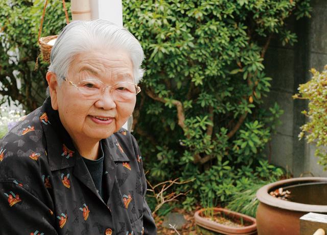 随筆家・吉沢久子さん「大切なのは切り開く力! 100歳でも幸せなひとり暮らし」