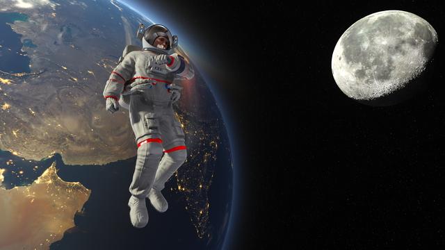 月は地球の一部だった!? 驚愕の「ジャイアント・インパクト説」/地球の雑学