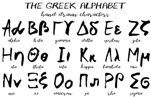 アルファベットはそもそもどこで生まれたのか/地球の雑学