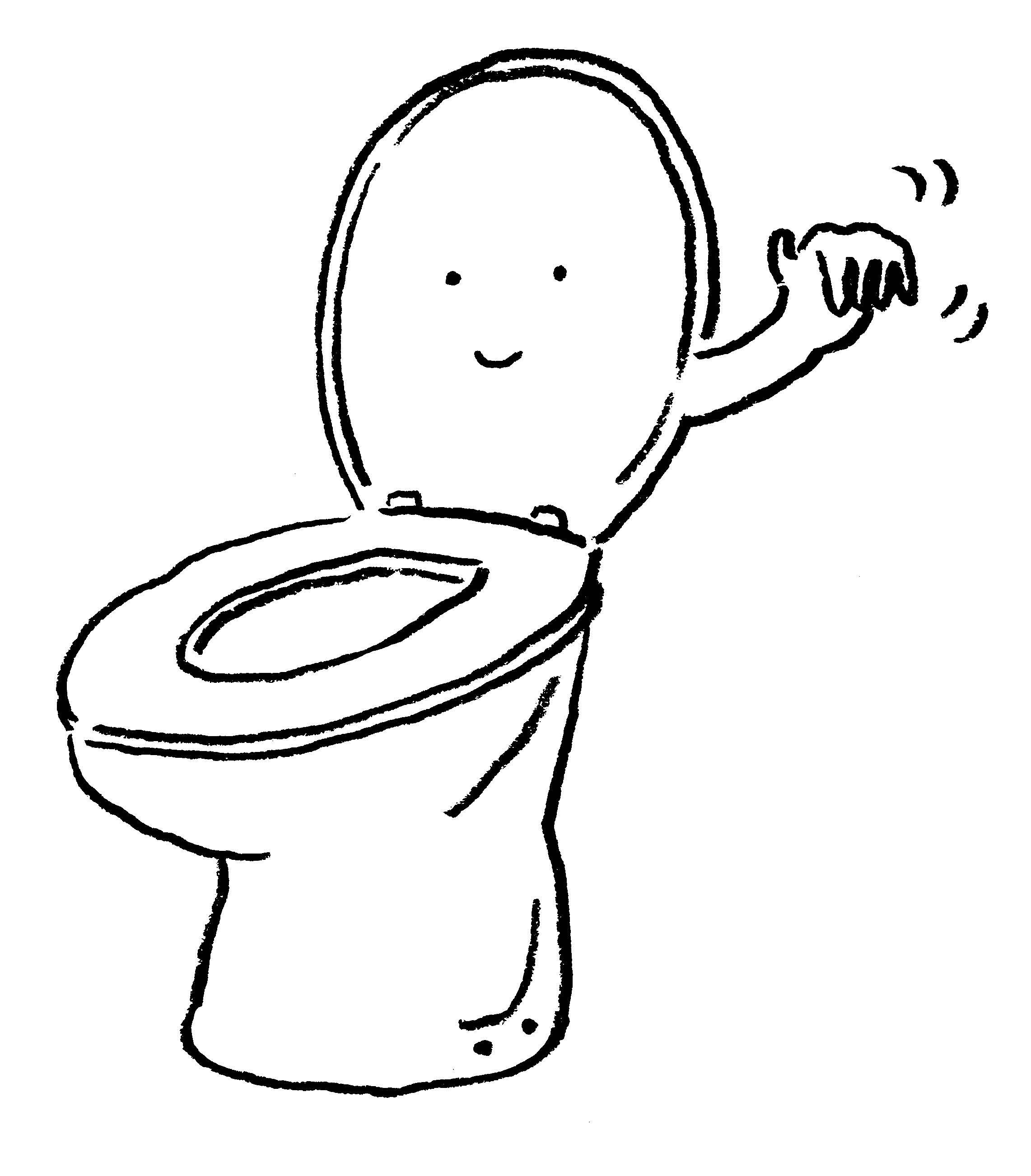 ストレス溜め込んでませんか?頑張り過ぎる人に伝えたい「トイレの思考」