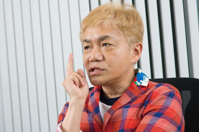 水道橋博士が語る54歳の芸人像と死生観(4)死生観を持って生きている