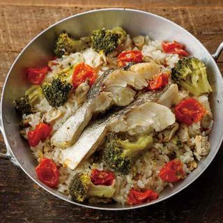 「アクアパッツァ&牛肉の赤ワイン煮込み」が炊飯器で作れちゃう!? 5ツ星お米マイスター考案の「同時メシ」レシピ