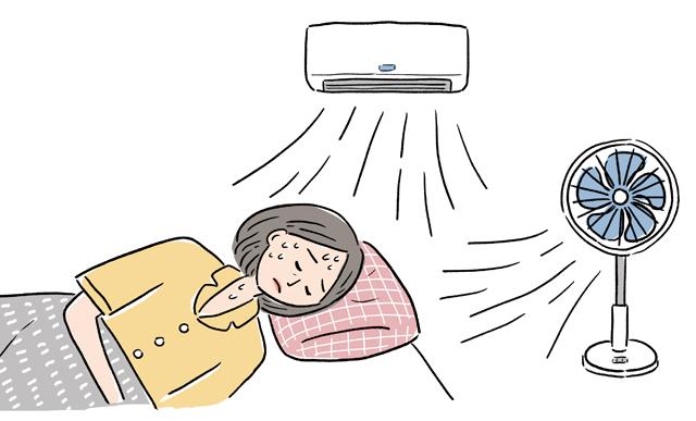 お肌の水分、奪われてますよ! 寝室で「あなたの肌を乾燥させる」5つの注意点