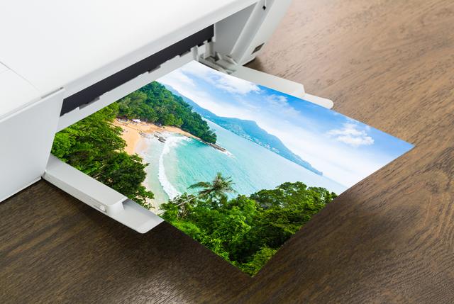 インクジェット用紙は「化粧」によって種類が異なる/すごい技術