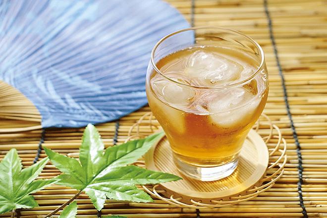 心身を整える健康効果いっぱい! 暑い日も冷茶で不調知らず