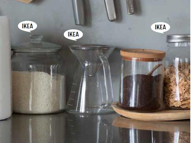 こんな台所ならいいかも!「イケア」の雑貨でつくれる「居心地のいいキッチン」
