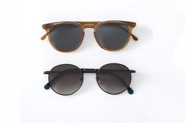 コスパのいいアイウェア!人気スタイリストが愛用する「コモノのサングラス」