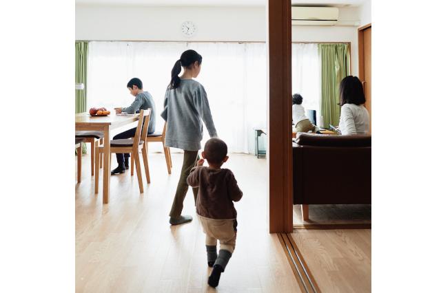 賃貸60平米に6人暮らし・・・でも、快適です。ラク家事の人気ブロガーが「あえて狭い家を選ぶ理由」