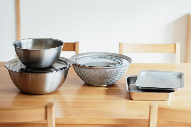 使いやすくて美しい「ラバーゼ」のボウル。出しっぱなしOKな「キッチン道具の選び方」