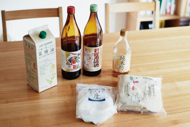 「1キロ4000円の塩」調味料にはコストをかけて。子ども4人を育てるママブロガーが普段使いする調味料