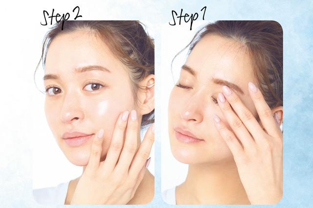 肌に負担をかけず、短時間できちんと落とす。モデル・野崎萌香さんの「美肌ためのクレンジング」