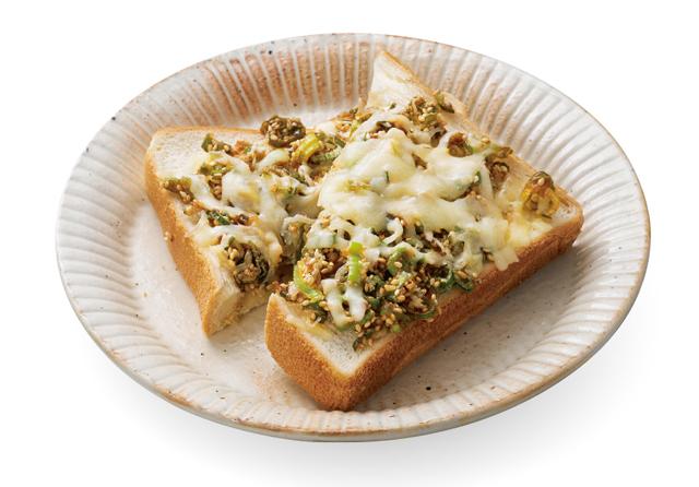 パンやお餅にのせると...とっても美味♪「食べるねぎ油」の作り方/ねぎで血液サラサラ、風邪予防