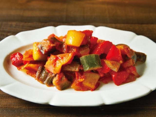 「フレンチは料理がラク!」伝説の家政婦・志麻さんが教えるレシピ「ラタトゥイユ」