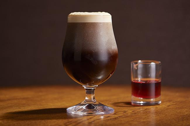 黒ビールのような「泡を楽しむアイスコーヒー」をご存知ですか?