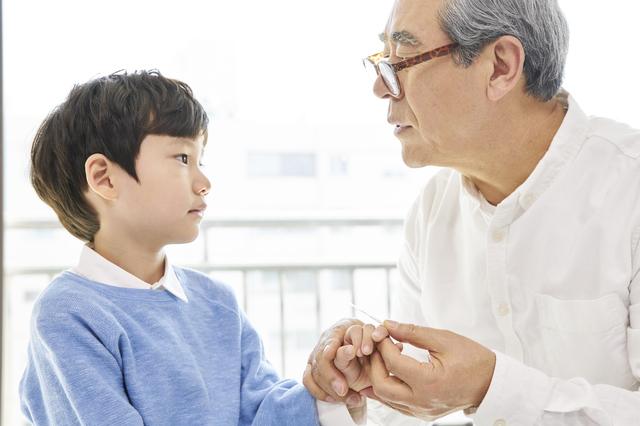 4歳の孫に「面倒をみて」 義父の発言にモヤモヤするお嫁さん