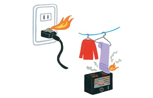 深夜の出火、イメージできていますか?自宅を火災から守る4原則