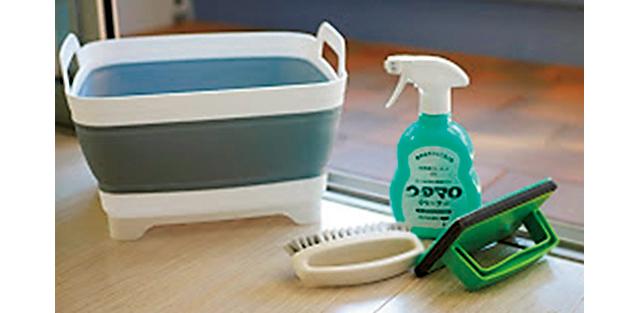 「ほったら家事」にも!プロが常備を薦める「2つの洗剤」