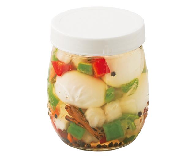 野菜&スパイスで使い勝手抜群! 村上祥子さんが教える「ゆで卵ピクルス」の作り方