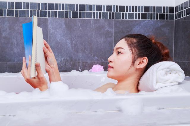 入浴タイムをアイデア発想や勉強の時間に~短時間で成果を生む勉強法/時短術大全(28)