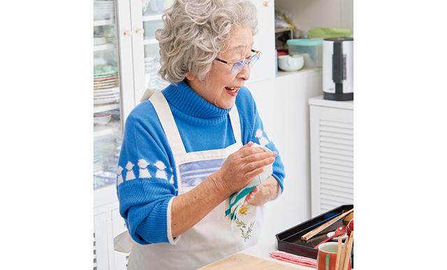 安心できる「手作りおやつ」のススメ/95歳の料理研究家・鈴木登紀子さんの食卓